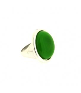 Licht groene ring