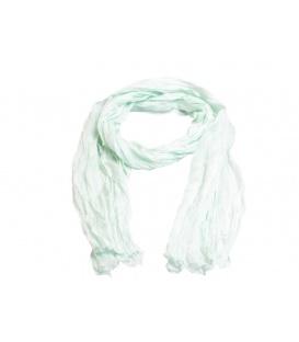 Mintgroene dunne lange sjaal