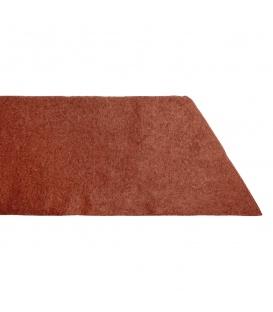 Luxe bruine winter sjaal gemaakt van een comfortabele zachte stof