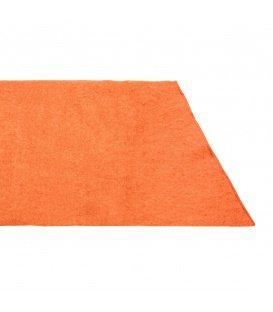 Luxe camelkleurig winter sjaal gemaakt van een comfortabele zachte stof