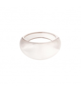 Grijze polyhars ring rond (17)