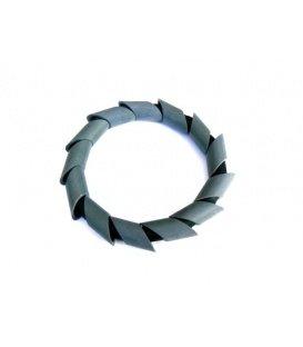 Tjonge Jonge grijze armband