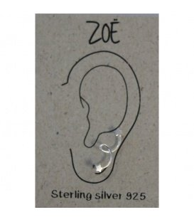Zilver (925) earlines zijn de nieuwste trend op het gebied van sieraden