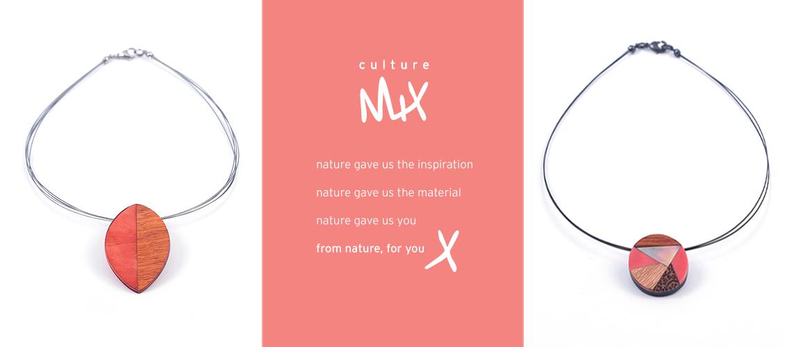 Culture Mix sieraden